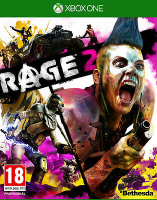 Rage 2 Xbox One ***PRE-ORDER ITEM*** Release Date: 14/05/19