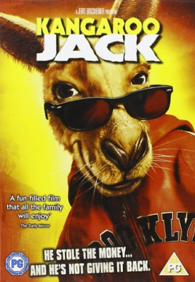 Jerry O'Connell, Anthony An...-Kangaroo Jack DVD NUEVO