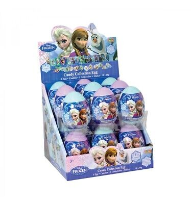 Frozen Collection Egg 10g x 18