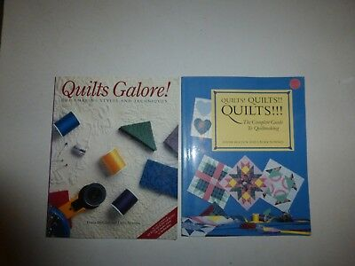 Quilts Galore! : Quiltmaking Styles & Quilts! Quilts! Quilts by Diana McClun,MS