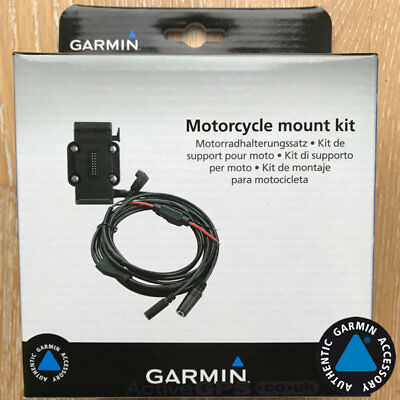 Garmin zumo 660 Motorcycle Mount Kit - Genuine Brand New Boxed - 010-11270-03