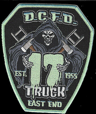Dcfd Ladder 16 Beast Of The South East (District Of Columbia) Fire Patch