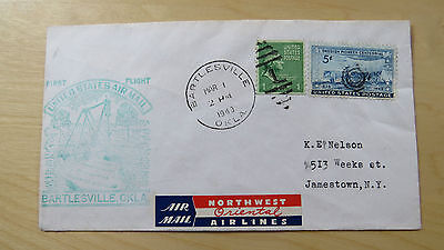 FFC Washington Carriage Swedish Pioneer Centennial Bartlesville Tulsa 1949