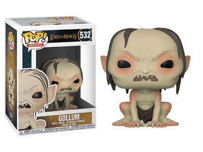 The Lord of the Rings Gollum Pop! Vinyl Figure #532 [[Closeout]