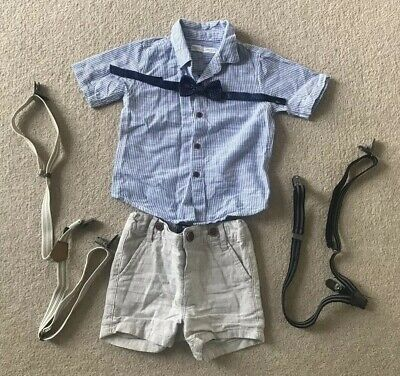 Christening Outfit boy 9-12months By Next