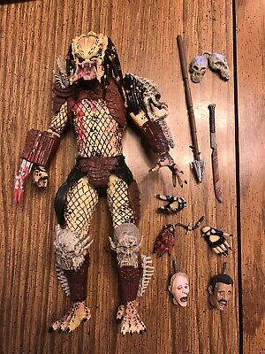 NECA ~ PREDATOR ~ BAD BLOOD VS  ENFORCER Action Figure 2