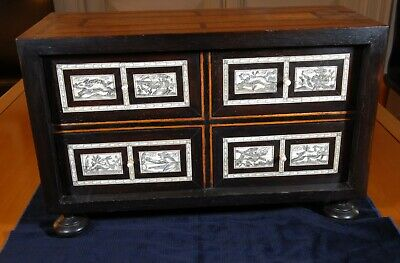 Antique  desktop cabinet, chest of drawers in very good condition.