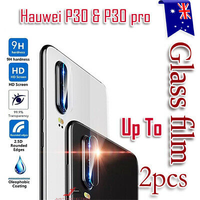 1x 2x Huawei P30 /P30 Pro Camera Lens Tempered Glass Screen Protector Film Guard
