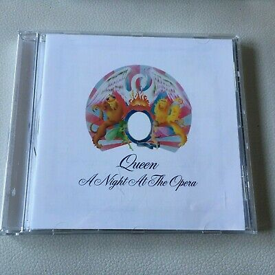 Queen - A Night at the Opera CD (2011 Remastered CD)