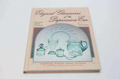 Elegant glassware of the Depression era (Elegant Glassware of the Depression E..