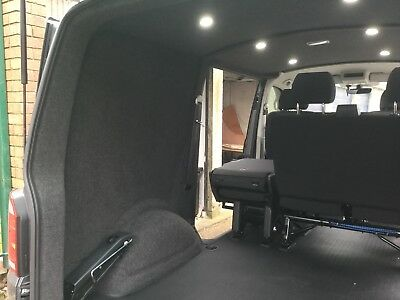Van Carpet Lining Service - Full Package (VW T4 T5 T6 Vivaro) Ply Insulate Altro