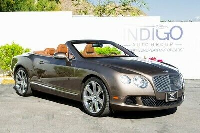 2014 Continental GT --