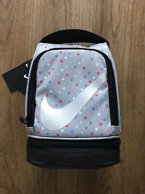 88581fae21ef NIKE INSULATED REFLECT School Lunch Box Bag Tote Carrier 9A2663 ...