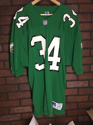 810e81762ba Vintage Size 44 Russell Athletic #34 Herschel Walker Philadelphia Eagles  Jersey