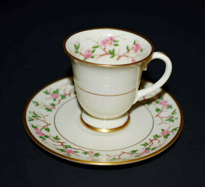 Woodside Franciscan China made in California Cup & Saucer Excellent condition!
