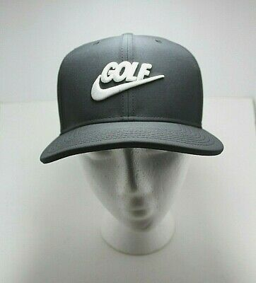 3bca25542 NIKE AEROBILL SNAPBACK Golf Hat NEW MENS One Size 868377-433 NWT ...