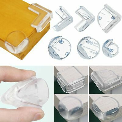 Silicone Table Protector Corner Edge Cushions Protection Cover Baby Safety