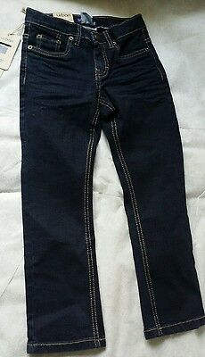 Urban Star Boys Navy Jeans ~  Brand new with tags 6 Years
