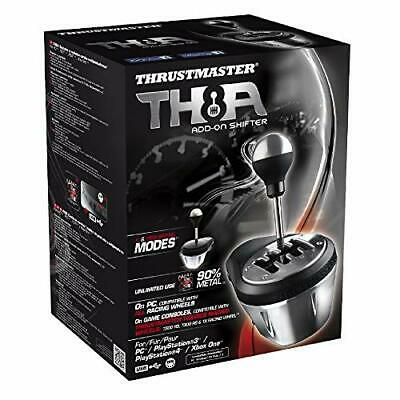 Thrustmaster TH8A Shifter PS4, Xbox One, PS3, PC - Windows 8, 7, Vista  XP