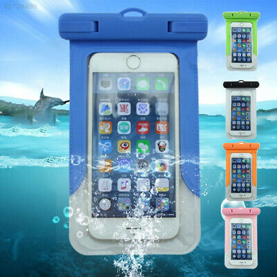 EA56 Waterproof Underwater Case Cover Armband For 4.8-6'' Cell Phone Diving