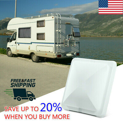 "14"" X 14"" RV Roof Vent Lid Cover Replacement Lid For Camper RV Trailer Motorhome"