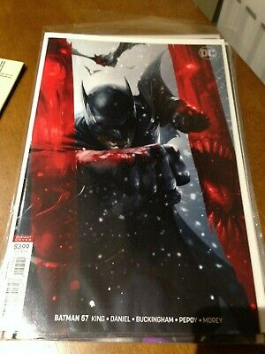 Batman, Vol. 3 #57B - Mattina Variant