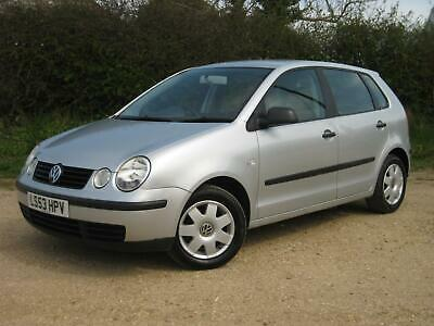 2003 Volkswagen Polo 1.2 Twist 5 Door Hatchback
