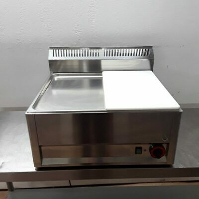 Commercial Stainless Warming Plate Heated Top RM Gastro PP-60EL