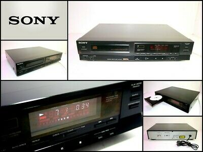 SONY CDP-550 Digital CD Player (Made in Japan)