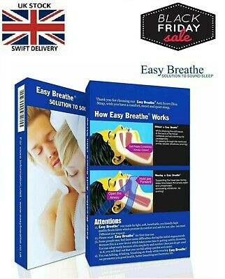Easy Breathe Solution to Sound Sleep Anti Snore Chin Strap