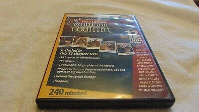 Dvd Realtree. Whitetail Country. Used