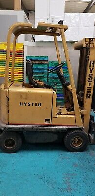 Electric Forklift 1.5 Ton Capacity