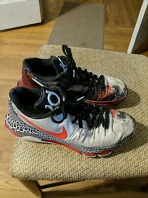 a516b856bded Mens Nike KD 8 VIII Kevin Durant size 10.5 rare Christmas day xmas 822948- 106