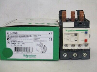 New Schneider Electric Lrd350 Overload Relay 37-50A