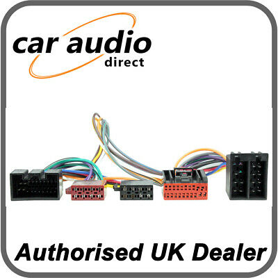 Connects2 CT10LR01 T-Harness for Land Rover Discovery/ RR Sport/ Freelander