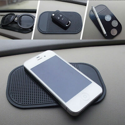 Universal Car Dashboard Anti Non Slip Sticky Mat Gel Pad Mobile Phone GPS Holder