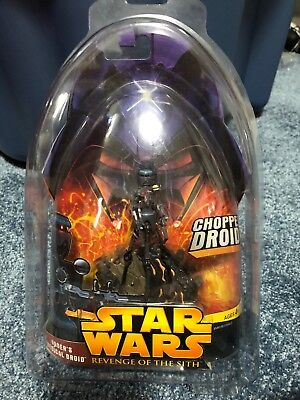 No37 STAR WARS REVENGE OF THE SITH VADER/'S MEDICAL DROID Action Figure