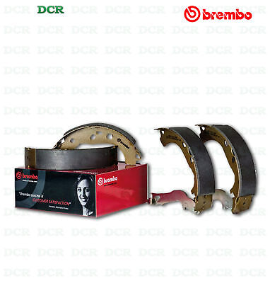 Kit ganasce freno BREMBO S50504 SMART