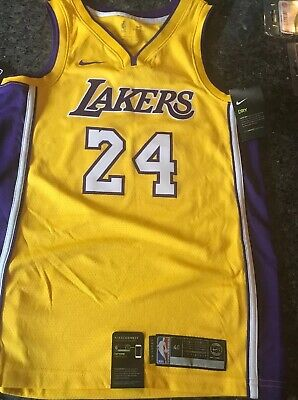 finest selection b986c 55970 Men s Los Angeles Lakers Kobe Bryant  24 Icon Edition jersey from Nike.