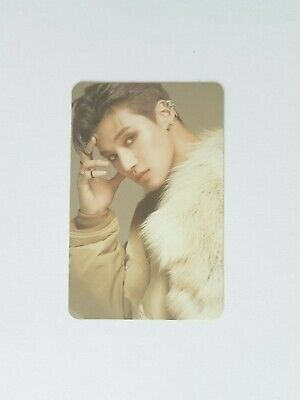 "K-POP ATEEZ Mini Album ""TREASURE EP 2 : Zero To One"" Official WooYoung Photocard"