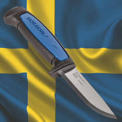 MORAKNIV PRO S Stainless Steel, MORA of Sweden Outdoor Survival Bushcraft Knives