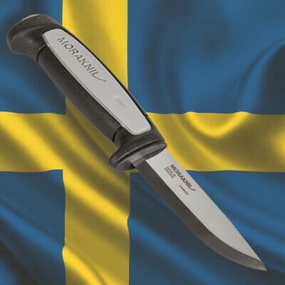 MORAKNIV ROBUST Carbon Steel, MORA of Sweden Survival Outdoor Bushcraft Knives
