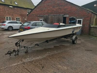 rare 16ft RING speed boat