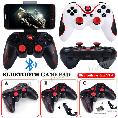 Wireless Bluetooth Gamepad Game Controller For IOS Android iPhone TV Box Tablet