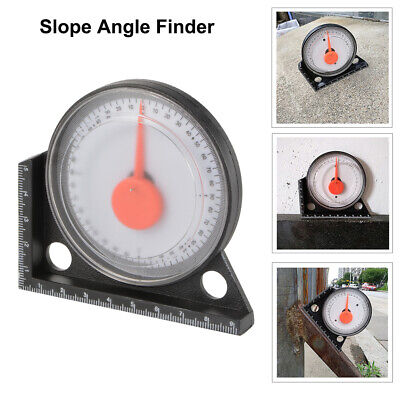 Slope Angle Finder Clinometer Slope Magnetic Protractor Meter Measure BI1279