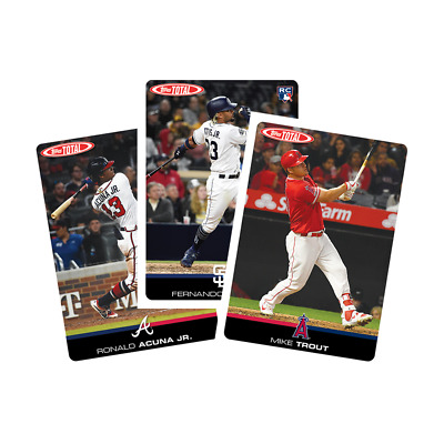 2019 Topps Total - Wave 1 YOU PICK CARDS FINISH YOUR SET TROUT ACUNA JR TATIS JR