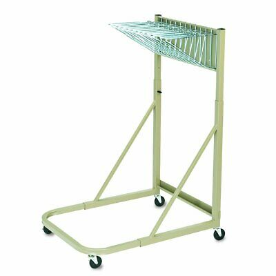 Safco Products 5026 Mobile Stand For Large Art & Engineering Documents (Open Box