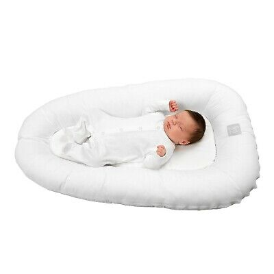 Clevamama Baby Pod with Clevafoam - Breathable Foam Nest for Newborn and Babi...