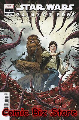 Star Wars Galaxys Edge #1 (Of 5) (2019)  Scarce 1:25 Zircher Variant Cover