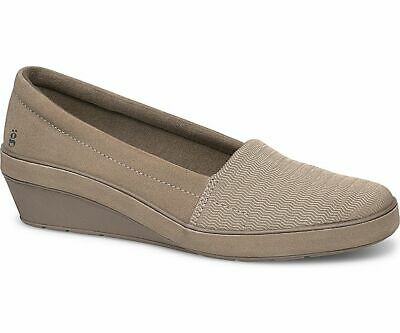07766d4fc0 GRASSHOPPERS WOMENS WINDHAM Suede Wide Fit Boat Shoe Walnut - $36.00 ...